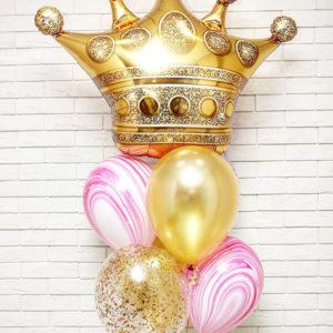 Фонтан Золотая Корона