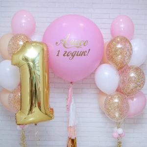 Вечеринка в розовом